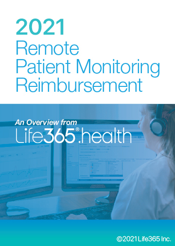 L365 2021 Reimbursement Codes Guide - Cover Image